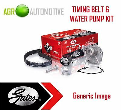 Gates Timing Belt / Cam And Water Pump Kit Oe Quality Replace Kp15607Xs-1
