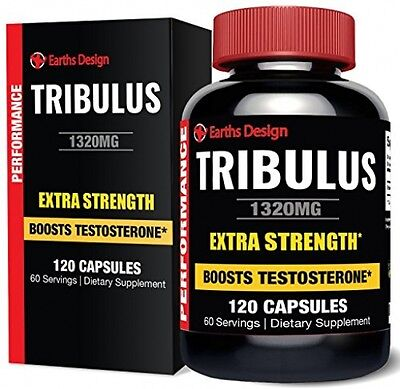 Tribulus Terrestris Extract, Other Fuel & Energy Natural Testosterone Booster Su