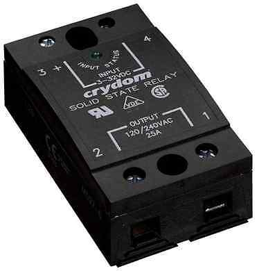 Crydom CMA24110  Relay SSR 15mA 140V AC-IN 110A 280V, US Authorized