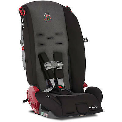 Diono Radian R100 Convertible Car Seat In Black Mist Brand New!!