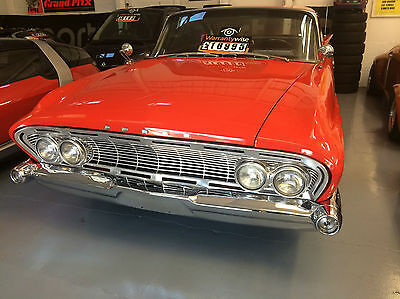 Fully Restored At Great Expense Incredibly Rare Mopar With 318 V8 Stunning Car !
