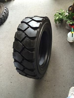 1 New 28x9-15 14PR TTF Forklift Tires 28x9x15 8.15x15 8.15-15 (Tire+Tube+Flap)
