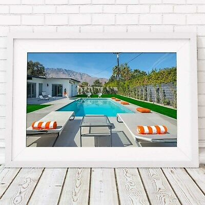PALM SPRINGS LifeStyle Picture Poster Print Sizes A5 to A0 **FREE DELIVERY**