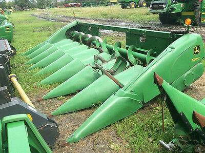 2013 John Deere 608C Headers