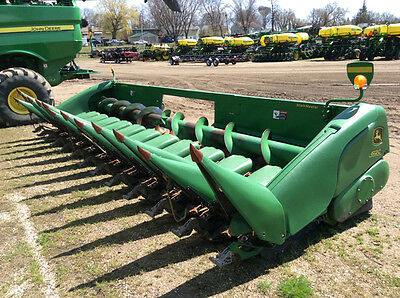 2008 John Deere 612C Headers