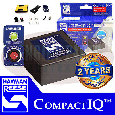 Hayman Reese Remote Electric Trailer Brake Tow Controller Pro 06000