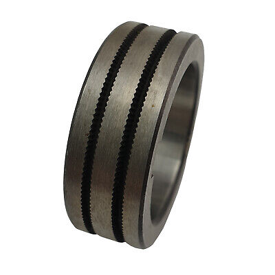 Bossweld Drive Roller Gear 0.9/1.2mm Knurled 30x22x10mm for Gasless MIG Wire