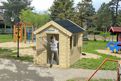 kinderhaus little park kinderspielhaus garten holz. Black Bedroom Furniture Sets. Home Design Ideas
