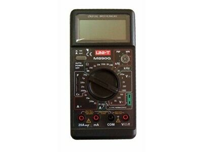 Digital LCD Multimeter Messgerät Multifunktionstester M890G Uni-T