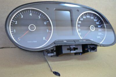 Original VW Polo Kombiinstrument 6R0920860H a32583