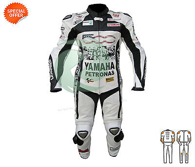 new one piece motorbike racing leather suit petronas style customized your suit