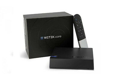 Wetek Core GPU OCTA-CORE 4K 2GB RAM/8GB HD Android Box KODI 16.1