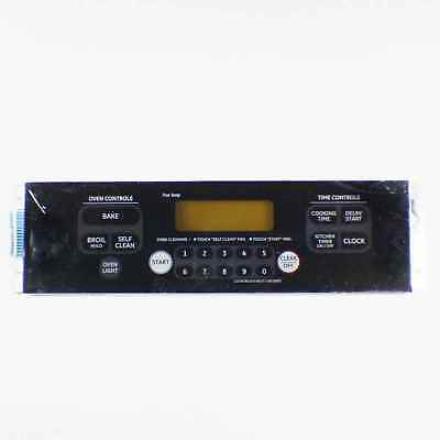 WB27T10760 For GE Range Touchpad