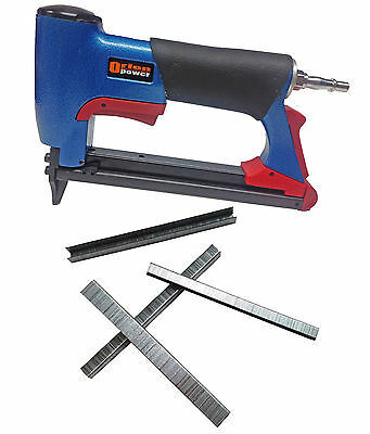 ORION 71 Series Air Operated   Upholstery Stapler (6-16mm) + 3000 STAPLES FREE