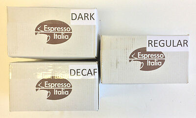 Combo - Comobar Espresso Capsules: 1 Dark, 1 Decaf & 1 Regular (300 Total)