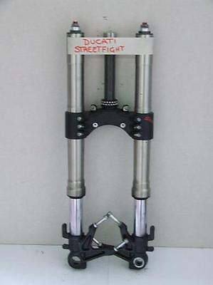 forcella anteriore ducati streetfighter 2008-2012 front fork gabel