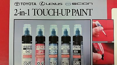 Lexus Gs350 Gs 450H Touch Up Paint Tube Color Code 1H9 Nebula Grey Pearl