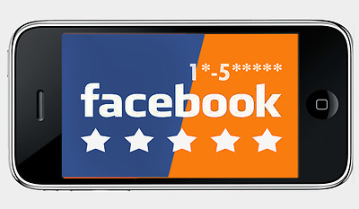 10 FB #Facebook# Site SocialMedia Marketing Review Rezensionen Bewertung Fanpag