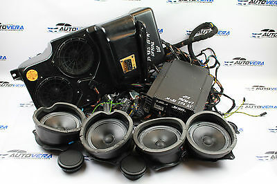 Bmw E53 X5 Top Hifi Dsp System Subwoofers Amplifier Speakers Kit