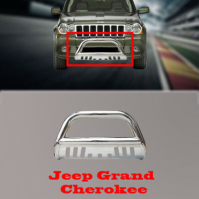 JEEP Grand Cherokee Nudge Bar Low 3'' Stainless Steel Grille Guard 2011-2015