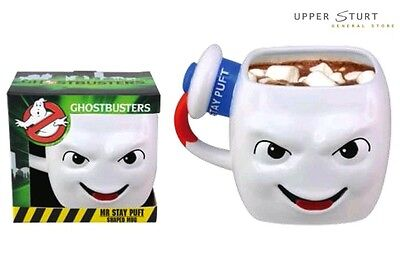 Ghostbusters - Stay Puft 3D Mug Staypuft Ghost Busters FAST 'N FREE DELIVERY