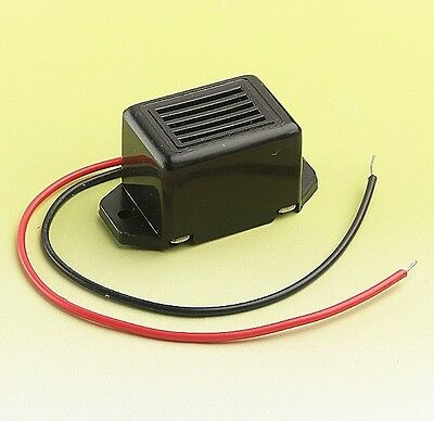 Mini Buzzer 12V 85dB (SD104) - BUY TWO AND GET A THIRD FREE