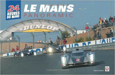 Le Mans Panoramic, New, Gavin Ireland Book