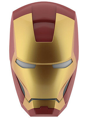 SET LETTO Marvel Luce 3D Wall - Iron Man