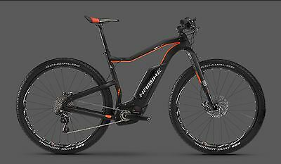 E-Bike Haibike XDURO HardNine Carbon ULTIMATE, Bosch Mittelmotor Performance CX