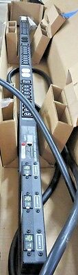Hoffman PDU 89079404 33-Outlet Ethernet Monitored Power Strip (120/208V, 30A)