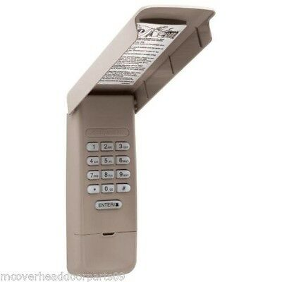 LiftMaster 877LM Wireless Keypad (ONLY for Openers with YELLOW Learn Button)