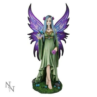 Nemesis Now/ Anne Stokes Limited Edition Large Figurine  of Mystic Aura