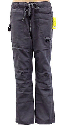 Scrub Cargo Pockets Pants - Loaded with Options - GT-7701