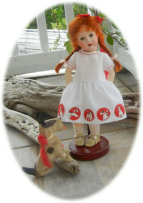 "1920's  SET OF  PATTERNS 4 BLEUETTE  & 11"" DOLLS"
