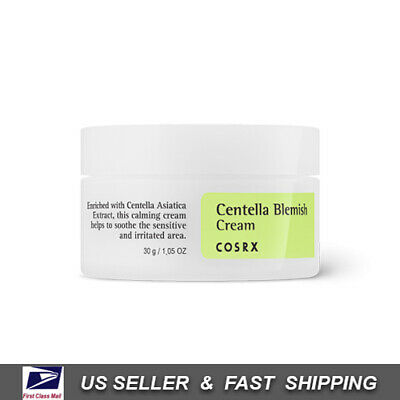 [ COSRX ] Centella Blemish Cream 30ml +Free Sample+