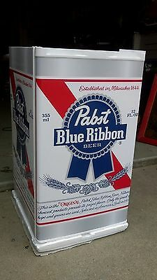 Pabst Blue Ribbon 3.2 Cubic Ft. Beer Sign Fridge Refrigerator..New in Box..