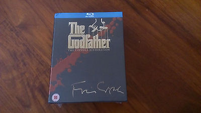 The Godfather CollectionThe Coppola Restoration Blu-ray Disc, 2008, 4-Disc Set