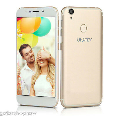 Uhappy UP580 6.0'' 3G SmartPhone QuadCore Handy Android5.1 Ohne Vertrag Dual SIM
