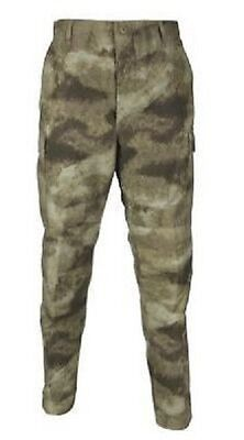 US PROPPER MILITARY A-TACS Army BDU pants ATACS Camouflage Trousers Medium Long