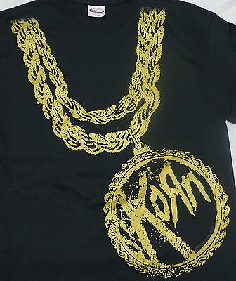 Vintage Korn Bling T-Shirt New Without Tags Lrg Tt21