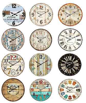 Extra, Extra Large Wall Clocks 58cm (22+ inches) Diameter In 12 Exciting Designs