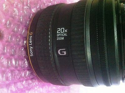 """Sony HDR-FX1000 FX1000 Lens Block """"Not tested, sold as is"""""""