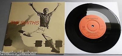 """The Smiths - The Boy With The Thorn In His Side UK 1985 Rough Trade 7"""" Solid"""