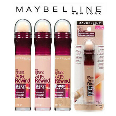 [MAYBELLINE] Instant Age Rewind Dark Circles Eye Concealer Anti-Aging Treatment