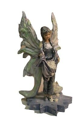 "2002 Chirstal Vogt ""A Starry Night"" Fairy by Innovation 7"" tall EUC"