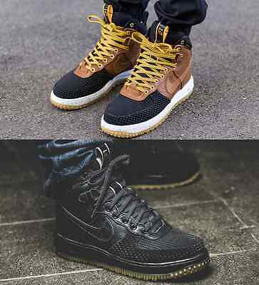buy popular edbf3 5b151 New Nike Lunar Force 1 Duckboot Men s Sneakerboots Lifestyle Shoes
