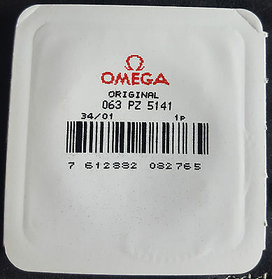 Omega Plexiglass Crystal PX5141 with Silver Colour Tension Ring
