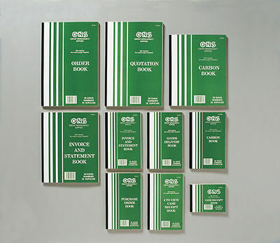 Gns Purchase Order Book A4 Duplicate Carbonless