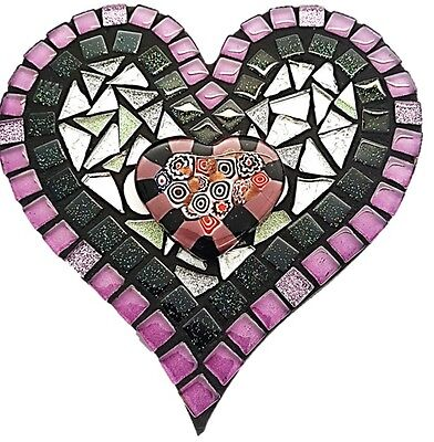 Mosaic Heart Kitset - Small - Dreamy Purple