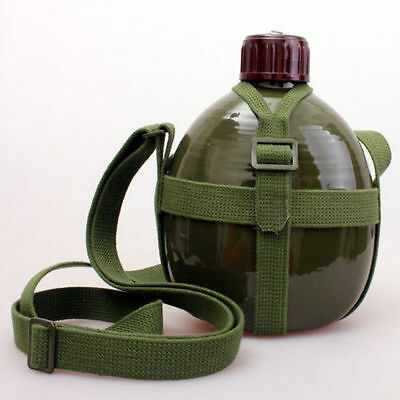 Chinese Military Pla Army Type 87 Water Bottle Canteen Water Bottle 1L